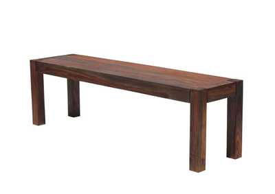 Image for Woody Brown Bench