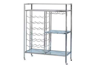 Image for Mercury Serving Cart