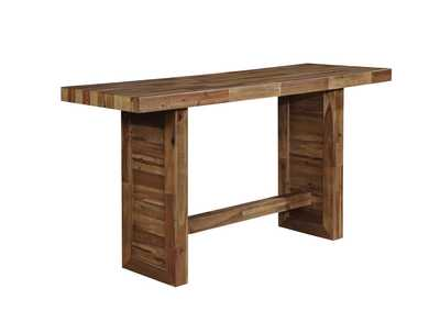 Irish Coffee Tucson Rustic Varied Natural Bar Table