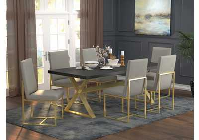 Image for Conway Tuna 5 Piece Dining Set