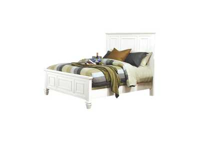 Image for Sandy Beach White Eastern King Bed