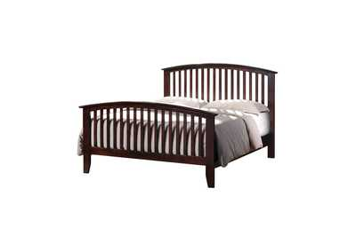 Image for Cappuccino Tia Cappuccino Queen Bed