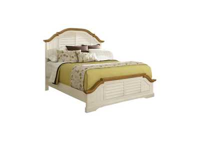 Image for Oleta Cottage Buttermilk Queen Bed