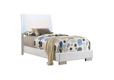Image for Felicity Cararra Twin Bed