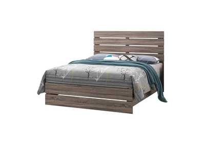 Image for Barrel Oak Queen Bed