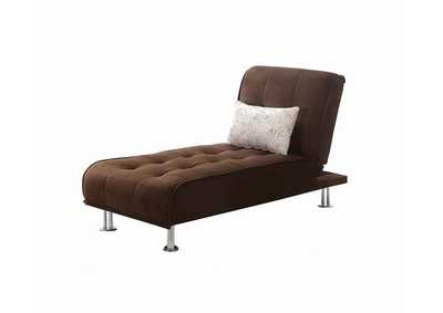 Image for Eternity Ellwood Transitional Brown Chaise