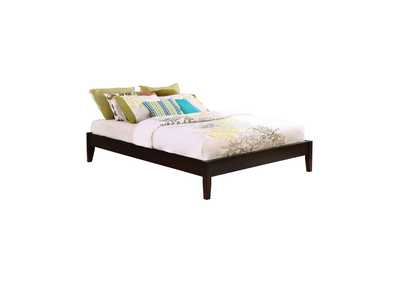 Image for Lola Hounslow Cappuccino California King Platform Bed