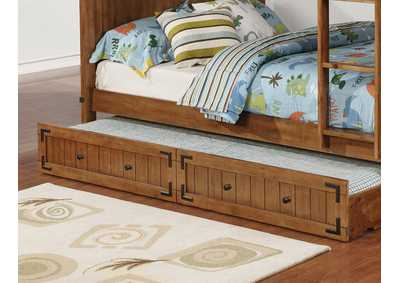 Coronado Rustic Honey Underbed Storage,Coaster Furniture