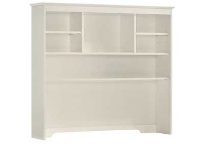 Image for White Selena Coastal White Hutch