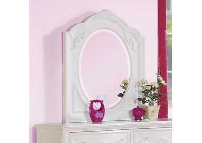 Image for Caroline White Mirror