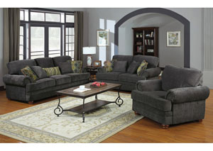 Image for Colton Grey Sofa & Love Seat