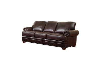 Image for Brown Colton Traditional Brown Sofa