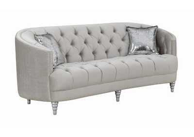 Silver Sofa,Coaster Furniture