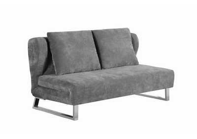 Gray Transitional Grey Sofa Bed,Coaster Furniture