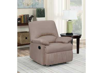 Image for Shadow Casual Brown Motion Recliner