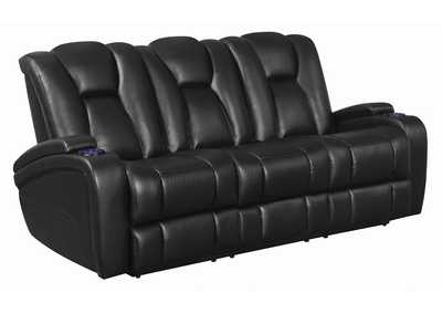 Image for Mine Shaft Delange Motion Power Sofa