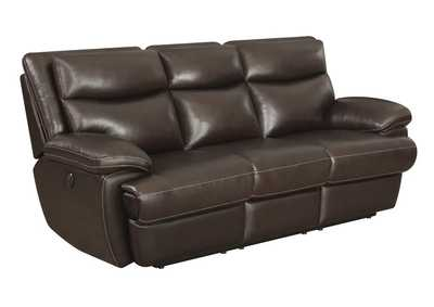 Image for Taupe MacPherson Casual Motion Power Sofa