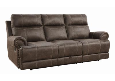 Taupe Motion Sofa