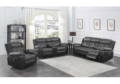 Image for Mischka 3 Piece Power Reclining Sofa Set