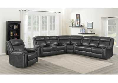 Image for Cararra 3 Piece Power Reclining Living Room Set
