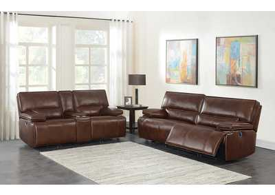 Image for Cararra 2 Piece Power Reclining Sofa Set