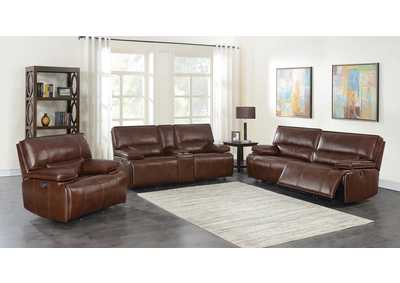 Image for Cararra 3 Piece Power Reclining Sofa Set