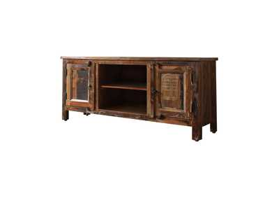 Image for Night Rider Reclaimed Wood TV Stand