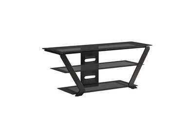 Image for Contemporary Black TV Console