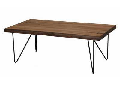 Image for Honey & Gunmetal Coffee Table