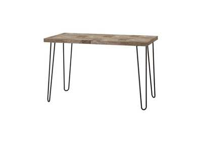 Image for Salvaged Cabin Industrial Salvaged Cabin Writing Desk