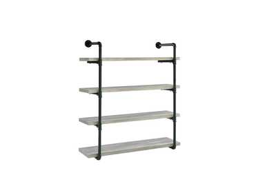 "Image for Quick Silver 40""w Wall Shelf"