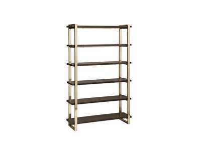 Image for Taupe Book Shelf