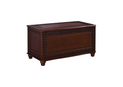 Image for Deep Tobacco Traditional Deep Tobacco Cedar Chest