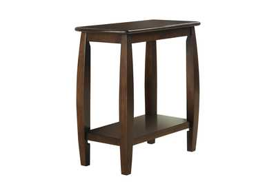 Cappuccino Casual Cappuccino Accent Table