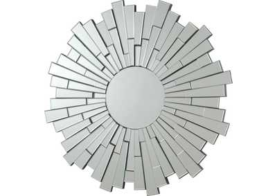 Image for Sunburst Frameless Mirror