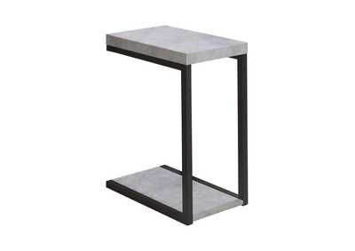 Image for Cement Transitional Cement Snack Table