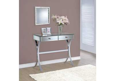 Image for Mirrored Console Table