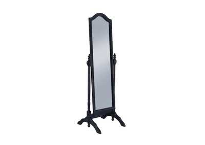 Image for Black Cheval Mirror
