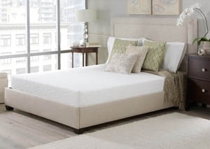 "Luxen 8"" Queen Mattress"