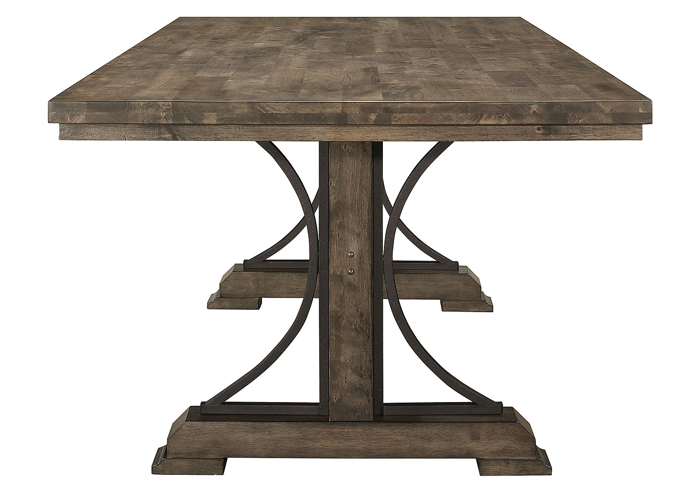 Quincy Rectangular Dining Table,Crown Mark