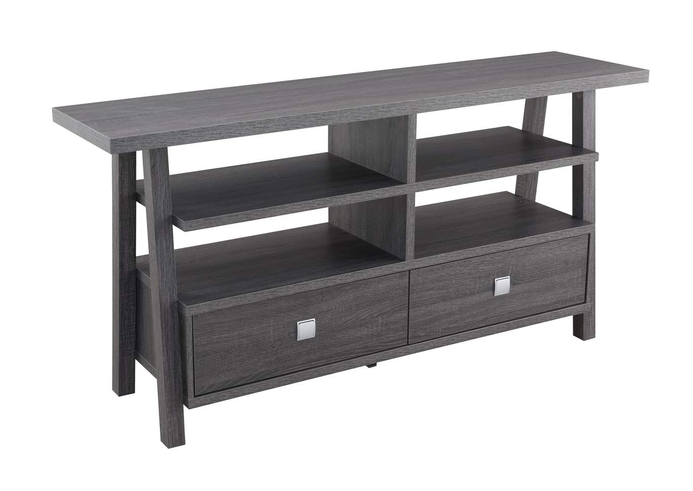 Jarvis Tv Stand Assembled Drawers,Crown Mark