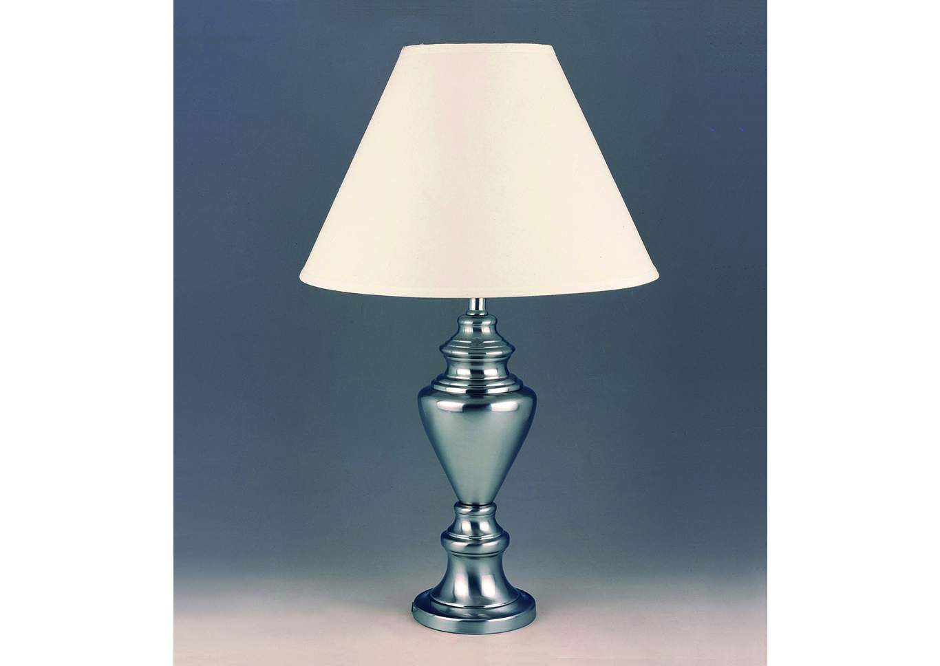 Table Lamp 28 H,Crown Mark