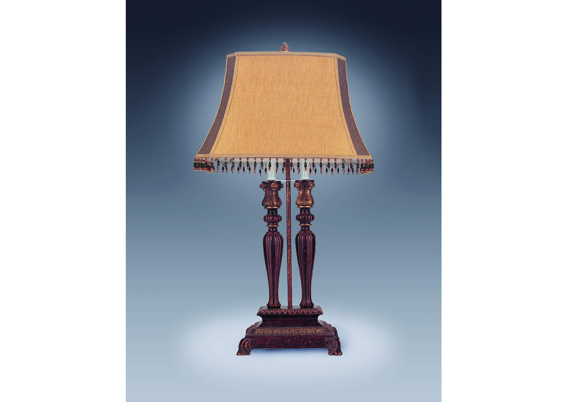 Table Lamp,Crown Mark