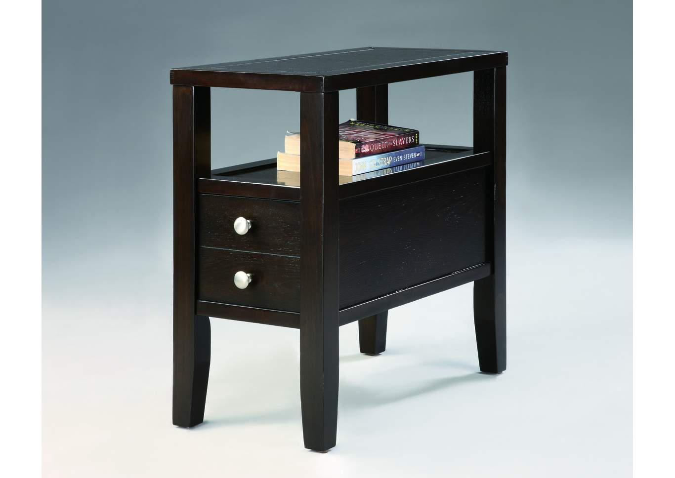 Matthew Chairside Table,Crown Mark