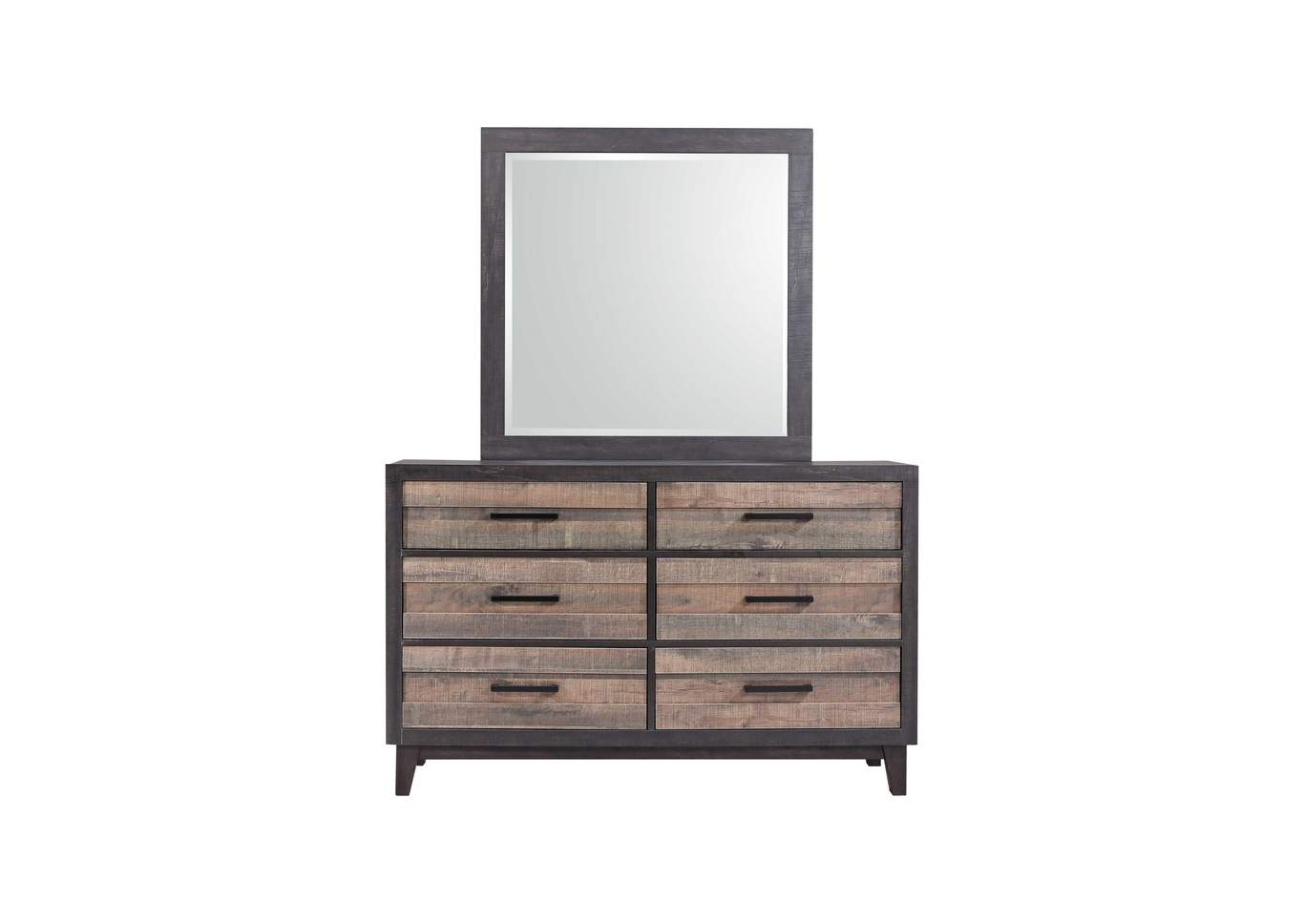 Tacoma 2 Tone Dresser,Crown Mark