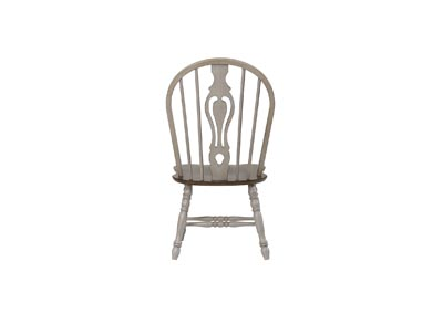 Image for Jack Natural Keyhole Chair K/D