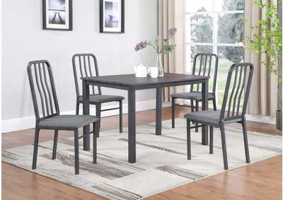 Image for Renzo 5 Piece Dinette