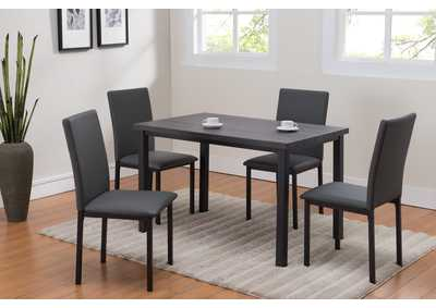 Image for Orlo 5 Piece Dinette