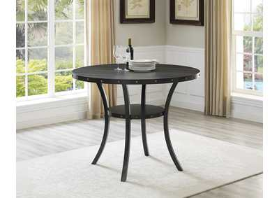 Image for Wallace Counter Height Melamine Table