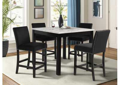 Image for Lennon 5 Piece Set Counter Height Table